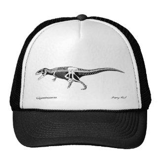 Dinosaur Hat Giganotosaurus Gregory Paul