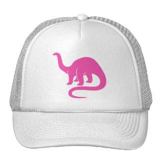 Dinosaur Hat - Pink