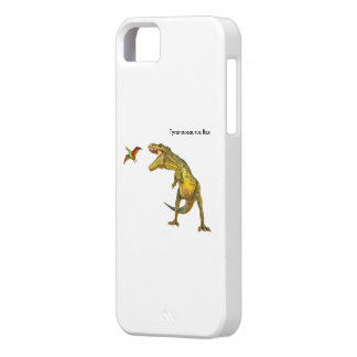 Dinosaur image for iPhone-5-5S-Barel-There iPhone SE/5/5s Case