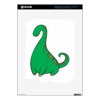 Dinosaur iPad 3 Skin