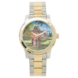 Dinosaur Kentrosaurus Wrist Watch