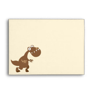 Dinosaur Land Envelope
