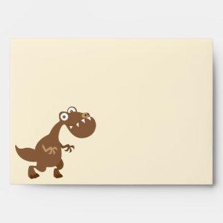 Dinosaur Land Envelope