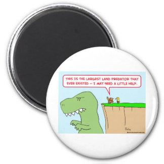 dinosaur land predator need help magnet