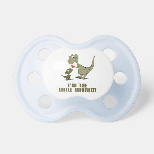 Dinosaur Little Brother Pacifier