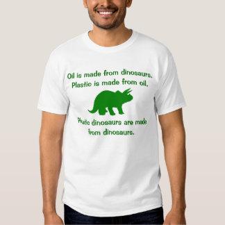 Dinosaur Logic T Shirt