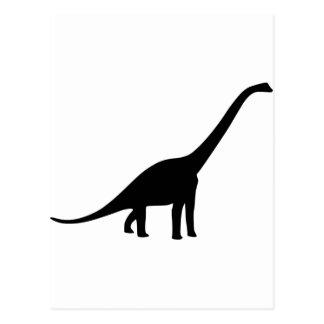 Dinosaur - Longneck Post Card