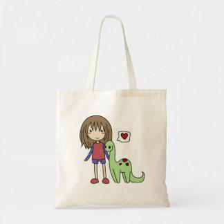 Dinosaur Love Bag