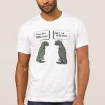Dinosaur Love - For Man T-shirt