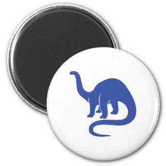 Dinosaur Magnet - Blue
