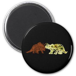 Dinosaur Mates Magnet