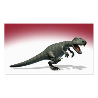 Dinosaur Monster Business Card