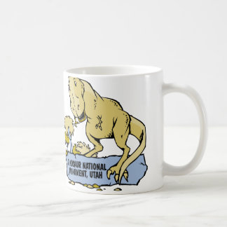 Dinosaur National Monument Coffee Mug