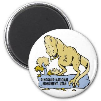 Dinosaur National Monument Fridge Magnets