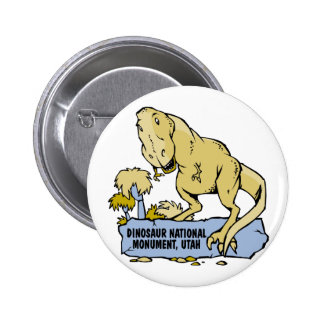 Dinosaur National Monument Pinback Buttons
