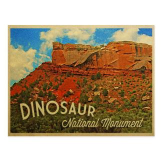 Dinosaur National Monument Postcard