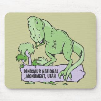 Dinosaur National Monument Utah Mouse Pads