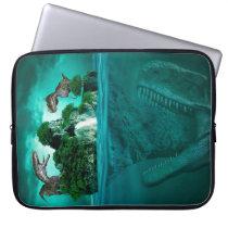 Dinosaur : Neoprene Laptop Sleeve