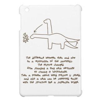 < Dinosaur now former times (effective quietness iPad Mini Case