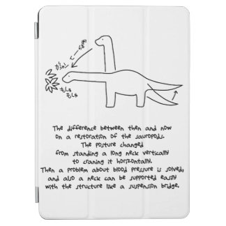 < Dinosaur now former times (effective sound it is iPad Air Cover