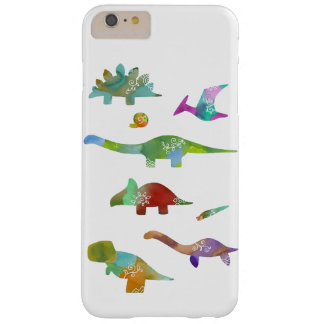 < Dinosaur old living thing (water color) Barely There iPhone 6 Plus Case