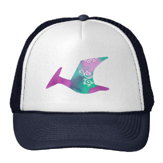 < Dinosaur old living thing (water color) Trucker Hat