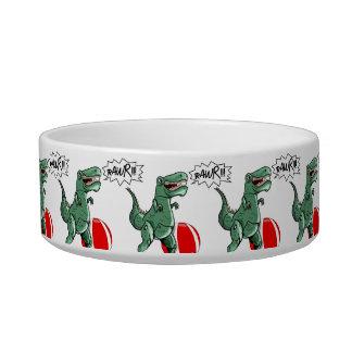 Dinosaur or Dragon Art by Luis Julián Torruellas Bowl