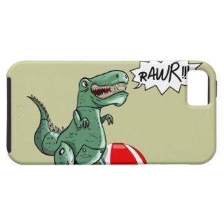 Dinosaur or Dragon Art by Luis Julián Torruellas iPhone 5 Covers