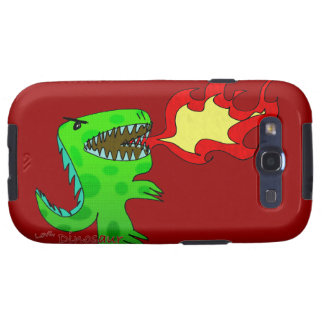 Dinosaur or Dragon by Jessica Jimerson - 2 Galaxy S3 Cover