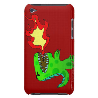 Dinosaur or Dragon by Jessica Jimerson - 2 Case-Mate iPod Touch Case