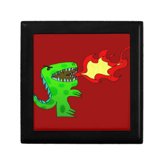 Dinosaur or Dragon by Jessica Jimerson - 2 Keepsake Box