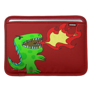 Dinosaur or Dragon by Jessica Jimerson - 2 Sleeve For MacBook Air
