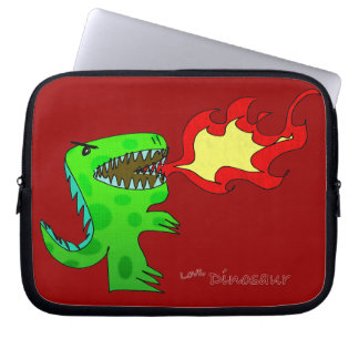 Dinosaur or Dragon by Jessica Jimerson - 2 Computer Sleeves