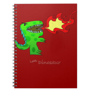 Dinosaur or Dragon by Jessica Jimerson - 2 Notebooks