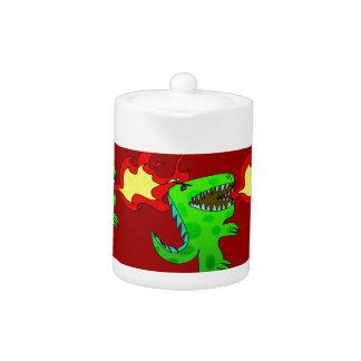 Dinosaur or Dragon by Jessica Jimerson - 2