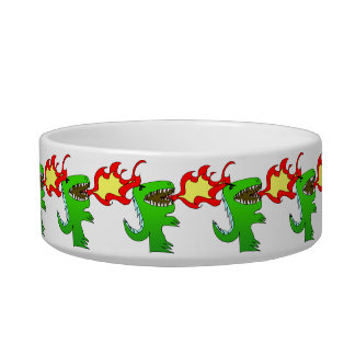 Dinosaur or Dragon by little t + Jessica Jimerson Bowl