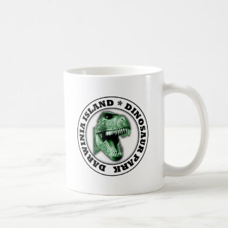 Dinosaur Park Coffee Mug