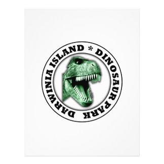 Dinosaur Park Flyer