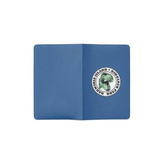 Dinosaur Park Pocket Moleskine Notebook