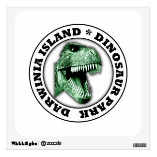Dinosaur Park Room Sticker