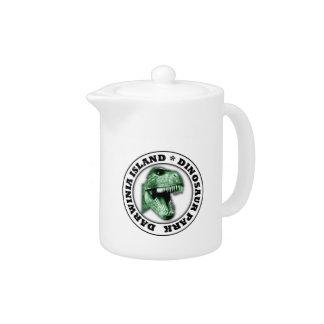 Dinosaur Park Teapot