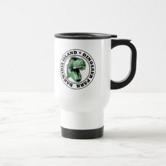 Dinosaur Park Travel Mug