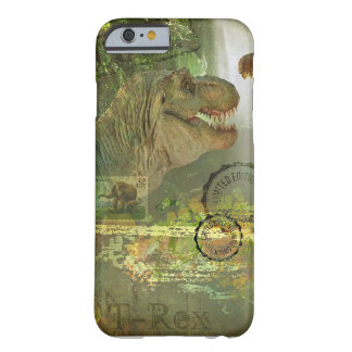 Dinosaur Phone Cover Barely There iPhone 6 Case
