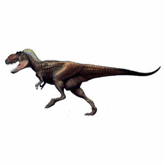 Dinosaur Photo Sculpture Daspletosaurus Greg Paul