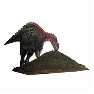 Dinosaur Photo Sculpture Kritosaurus Greg Paul