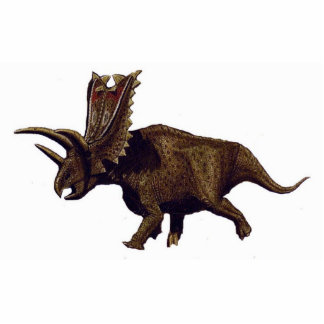 Dinosaur Photo Sculpture Pentaceratops 1 Greg Paul