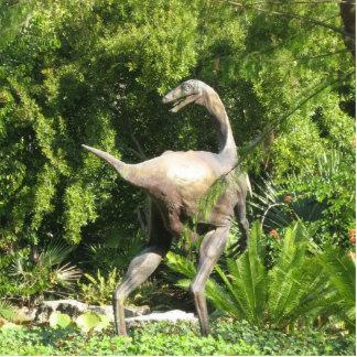 Dinosaur Photo Sculpture