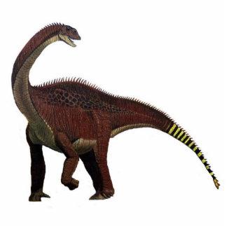Dinosaur Photo Sculpture Shunosaurus Gregory Paul
