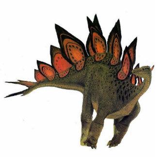 Dinosaur Photo Sculpture Stegosaurus Gregory Paul
