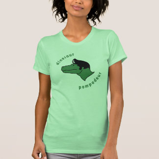 Dinosaur Pompadour Shirt